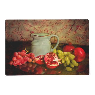 Placemat With Fruits