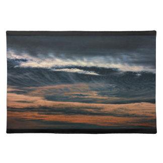 Placemats - Washington Sunset photography