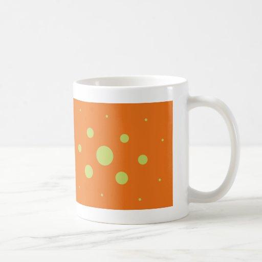 Placer anaranjado - taza