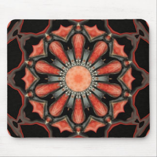 Placer coralino mouse pad