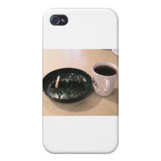 Placer de la FOTOGRAFÍA 011-Morning de LEO iPhone 4 Protectores