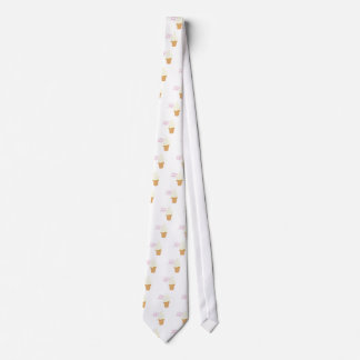 Placer de la lechería corbata personalizada