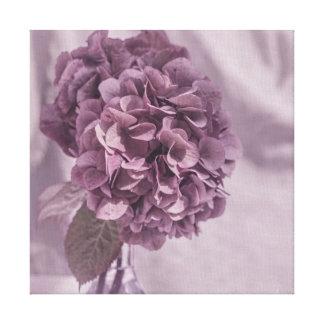 Placer de la lila impresiones de lienzo