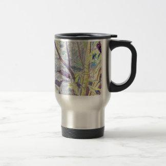 Placer de la selva tropical taza de café