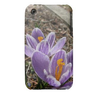 Placer del azafrán Case-Mate iPhone 3 protector