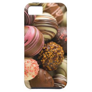 Placer del chocolate funda para iPhone SE/5/5s