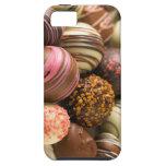 Placer del chocolate iPhone 5 coberturas