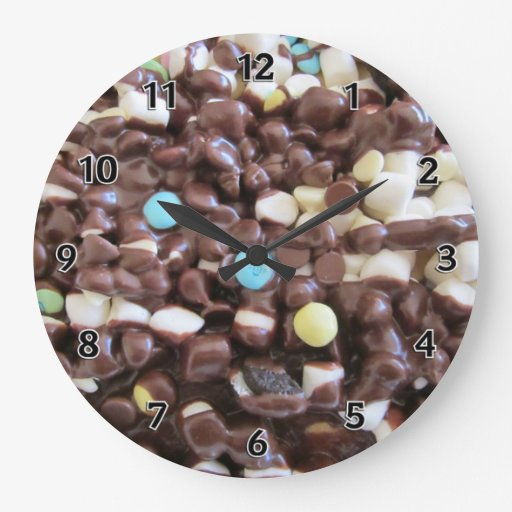 Placer dulce reloj redondo grande