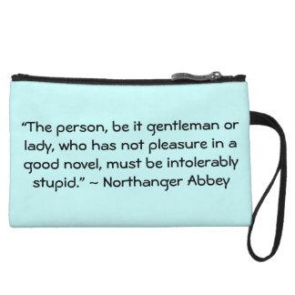Placer en una buena cita nueva de Austen