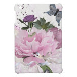 Placer floral iPad mini cárcasa