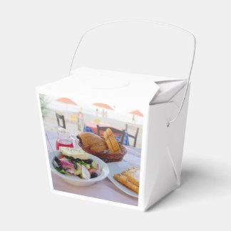 Placer griego caja para regalos