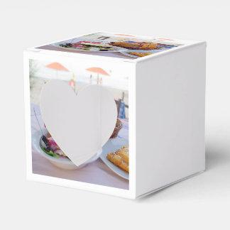 Placer griego cajas para regalos