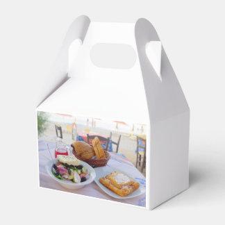 Placer griego cajas para regalos de boda