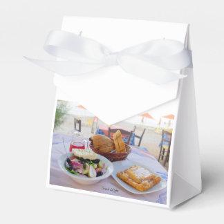 Placer griego cajas para regalos de fiestas