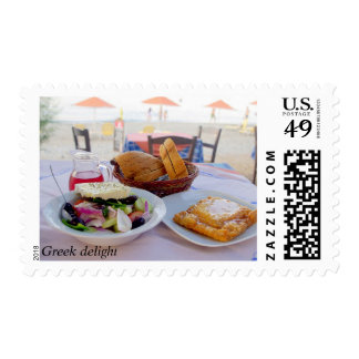 Placer griego timbres postales