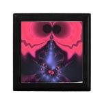Placer magenta y violeta del Goblin rosado - Cajas De Joyas