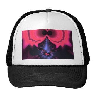 Placer magenta y violeta del Goblin rosado - Gorras De Camionero