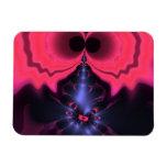 Placer magenta y violeta del Goblin rosado - Iman