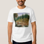 Placer Mining at Foster's Bar, California (1331A) Shirt