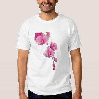 Placer rosado de la orquídea playeras