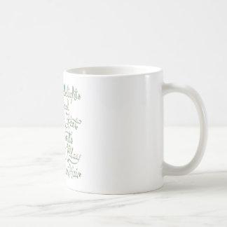 Placeres de la tierra taza de café