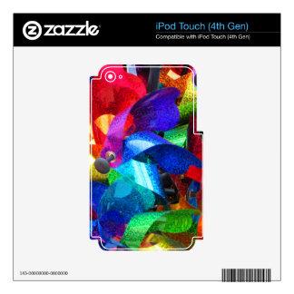 placeres del molinillo de viento iPod touch 4G skin