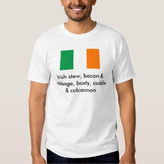 Placeres irlandeses poleras