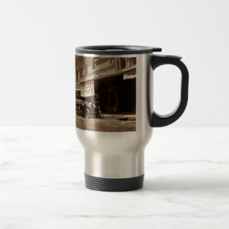 Placerville CA 1908 Road Trip Travel Mug