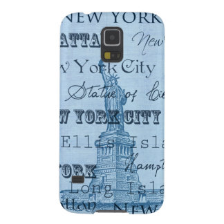 Places New York Galaxy S5 Cover
