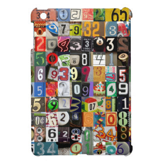 Places of Pi Case For The iPad Mini