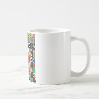 Places of Pi Coffee Mug
