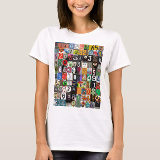 Places of Pi T-Shirt