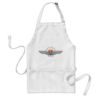 Places To Go Adult Apron