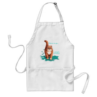 Places to Go Aprons