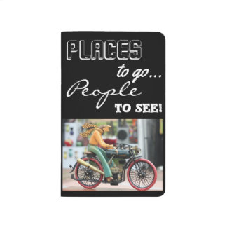 Places to Go People to See Motorcycle Journal