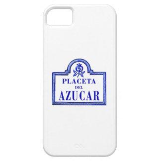 Placeta del Azúcar, Granada Street Sign iPhone 5 Covers