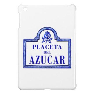 Placeta del Azúcar, Granada Street Sign iPad Mini Cases