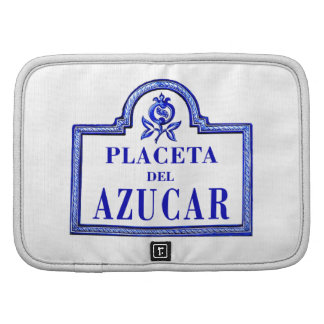 Placeta del Azúcar, Granada Street Sign Organizer