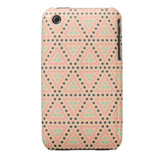 Placid Affectionate Neat Passionate iPhone 3 Case-Mate Cases