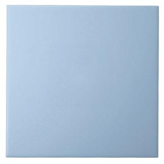 Placid Light Blue Color Trend Blank Template Tiles