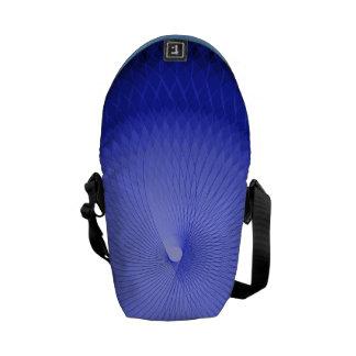 Plafond azul bolsa messenger