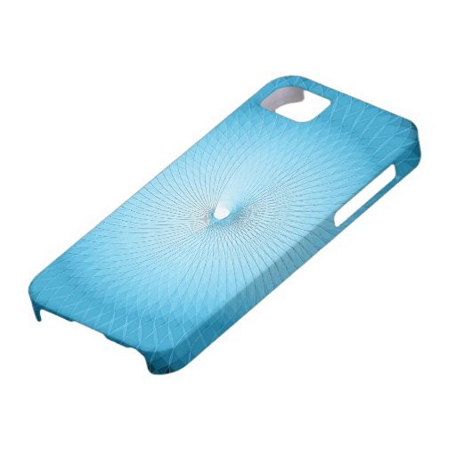 Plafond azul claro iPhone 5 Case-Mate protectores