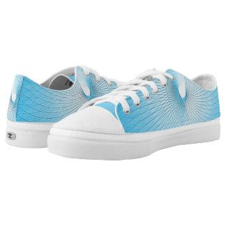 Plafond azul claro zapatillas