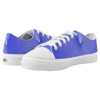 Plafond azul zapatillas