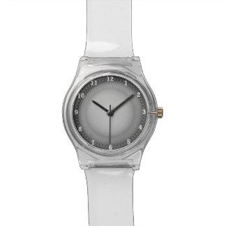 Plafond de plata relojes de pulsera