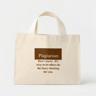 Plagiarism Bag