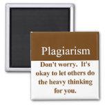 Plagiarism Magnet