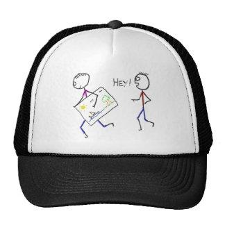 Plagiarism Trucker Hat