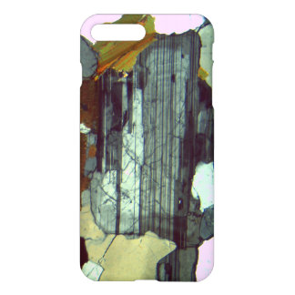 Plagioclase in Thin Section Mineralogy iPhone 8 Plus/7 Plus Case