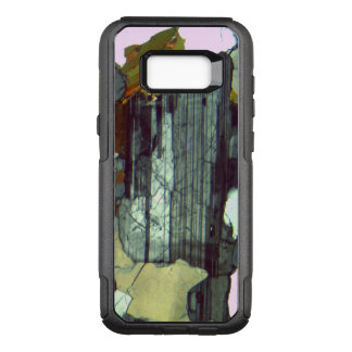 Plagioclase in Thin Section OtterBox Commuter Samsung Galaxy S8+ Case
